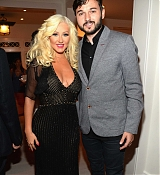 Christina Aguilera at Apollo in the Hamptons Red Carpet Photos
